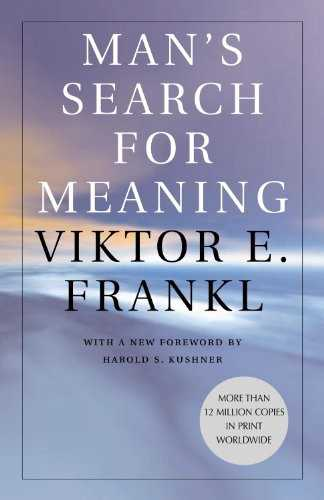 mans search for meaning by viktor e frankl 0