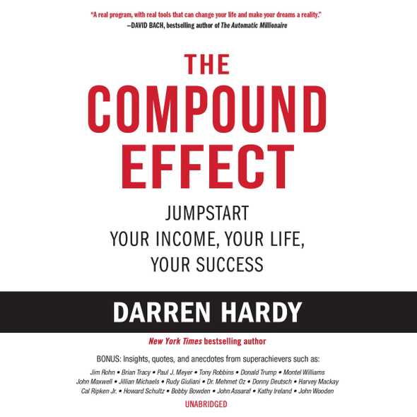 the compound effect by darren hardy 0